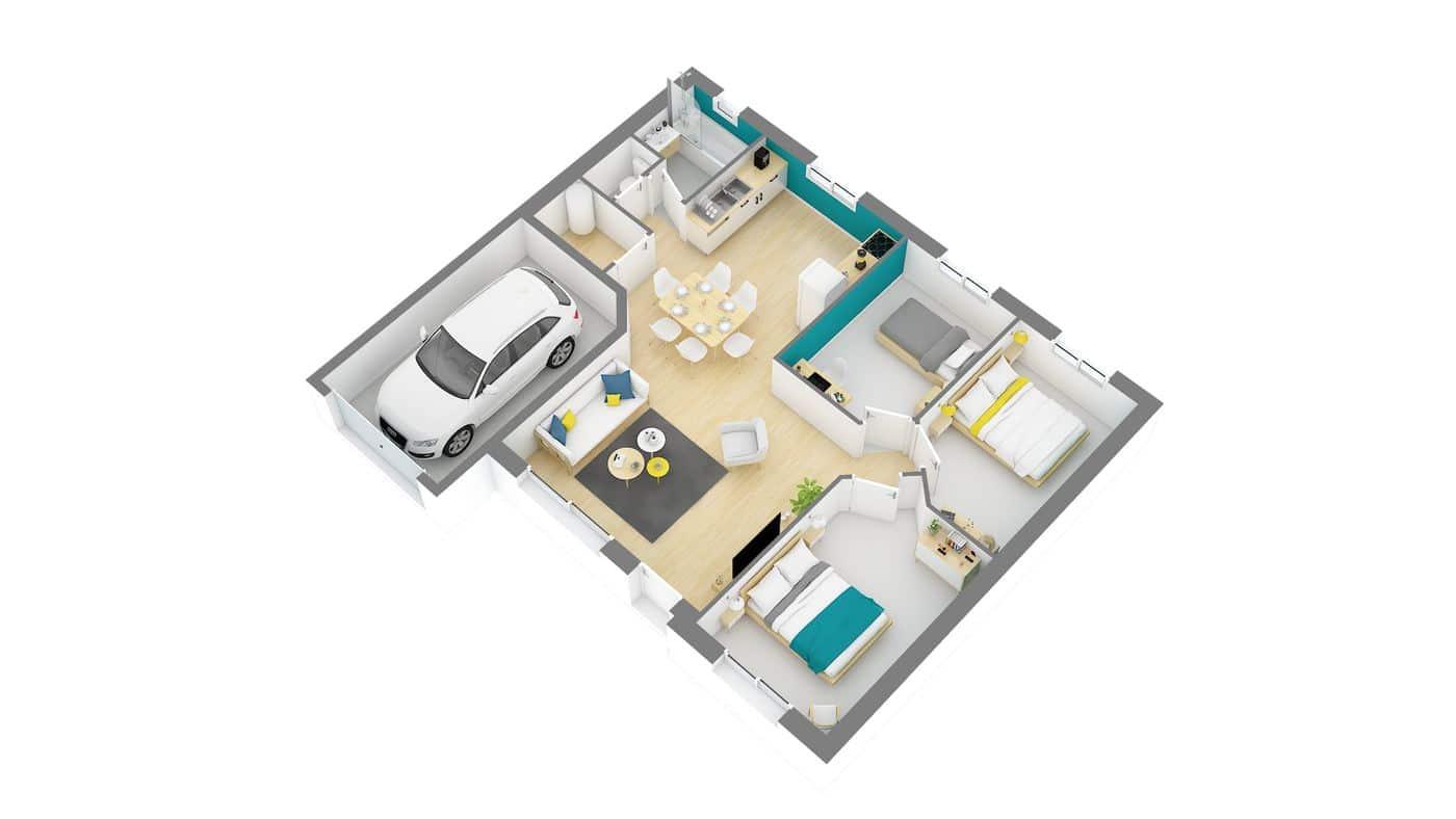modèle maison à petit prix _Optima_75-g0-axo_rdc
